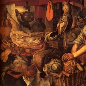 Иоахим Бейкелар - Кухня внутри