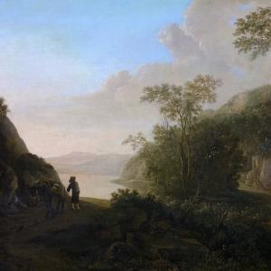 Ян Бот - Итальянский пейзаж 4