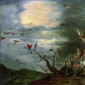 Ян Брейгель Младший - Аллегория воздуха