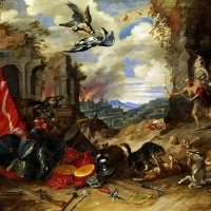 Ян Брейгель Младший - Аллегория войны