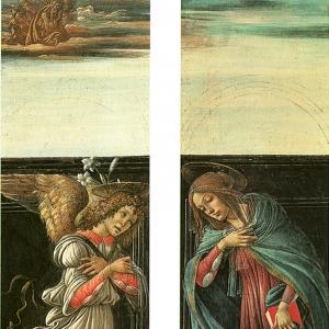 Благовещение (1495-1498)