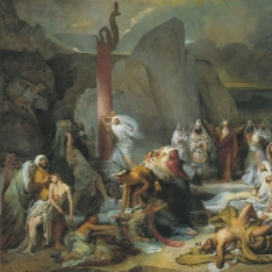 Медный змий. 1841