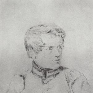 Автопортрет. 1813-1816