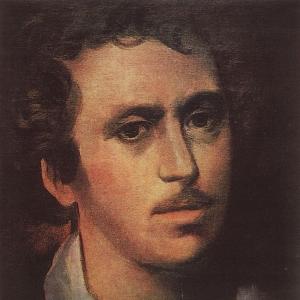 Автопортрет. 1823