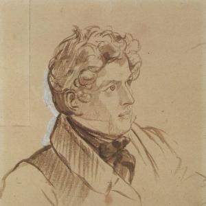 Автопортрет. 1830-1833