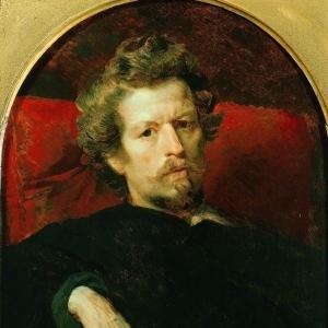 Автопортрет (1848)