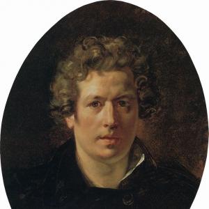 Автопортрет. Около 1833