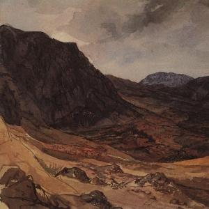 Долина Дельфийская. 1835