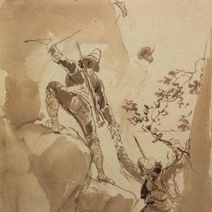 Горные охотники. (1835)