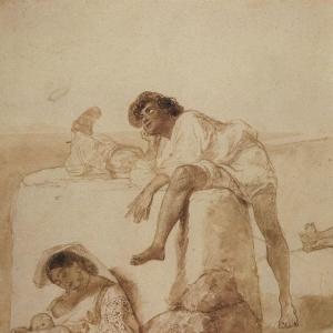 В полдень. 1851-1852