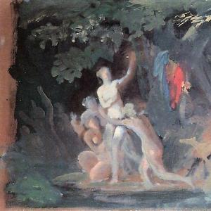 Гилас и нимфы. 1827