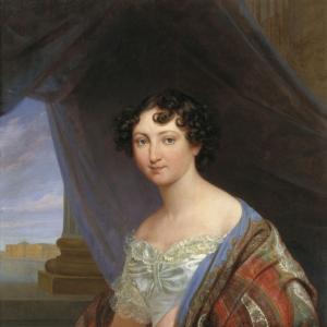Портрет великой княгини Анны Павловны