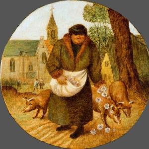 Фламандские пословицы-3