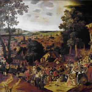 Несение креста (1599)