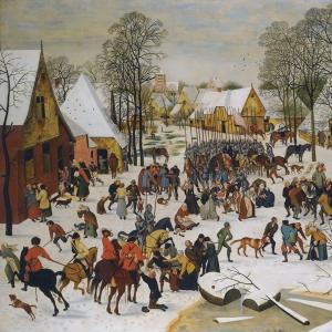 Избиение младенцев (1605-1610)