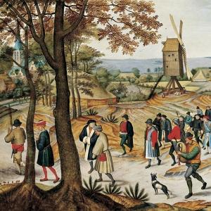 Свадебное шествие (1630)
