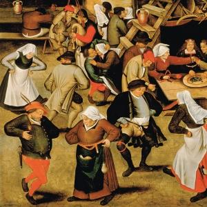 Свадьба в амбаре (1622)