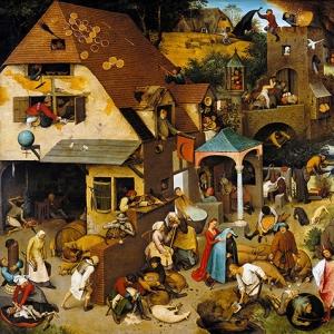 Фламандские пословицы (1558)