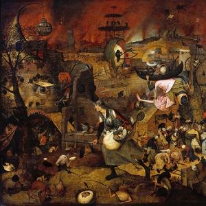 Безумная Грета (1562)