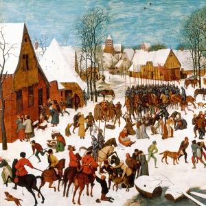 Избиение младенцев (1565-1567)