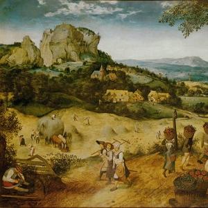 Сенокос (Июль) (1565)
