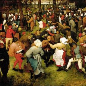 Свадебный танец (ок.1566)