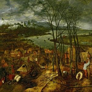 Хмурый день (Февраль) (1565)