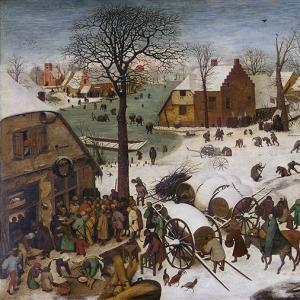 Перепись в Вифлееме (1566)
