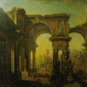 Архитектурный вид. 1792
