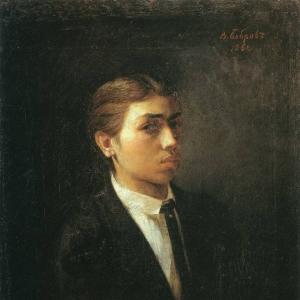 Автопортрет 1861