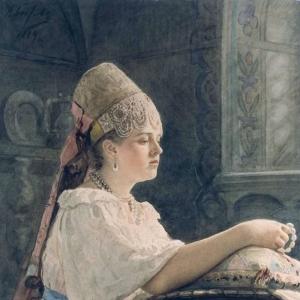 Боярышня 1889