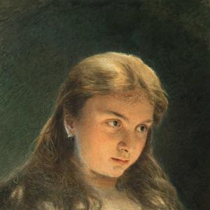 Бобров Виктор Алексеевич - Женская головка