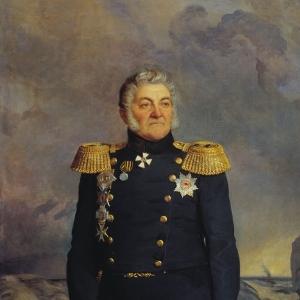 Бобров Виктор Алексеевич - Граф, адмирал Логин Петрович Гейден 1877