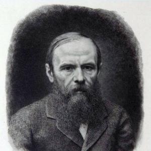 Портрет Ф.М. Достоевского 1883