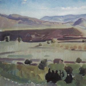 Вид Судака2. 1930-е