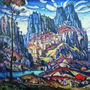 Гора Св.Георгия. 1911