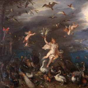 Воздух (1611)