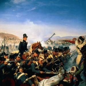 Эмиль-Жан-Орас Верне - Битва у сомаха