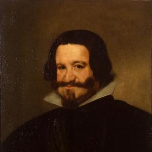 Портрет графа-герцога Оливареса