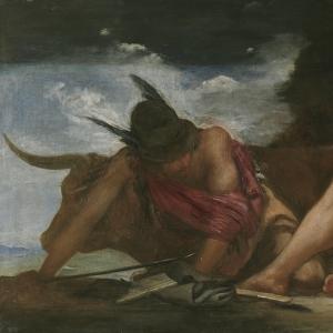 Меркурий и Аргус