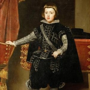 Портрет дона Бальтазара Карлоса