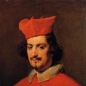 Портрет кардинала Камилло Астали Памфили