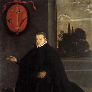 Портрет дона Кристобаля де Рибера