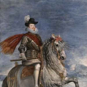 Конный портрет Филиппа III