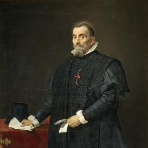 Diego del Corral y Arellano, судья Верховного совета Кастильи