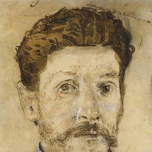Автопортрет. 1904-1905