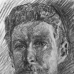 Автопортрет (1). 1905