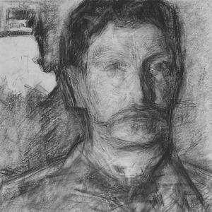 Автопортрет (2). 1905