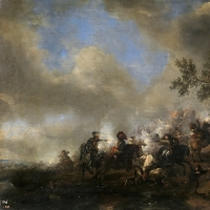 Воуверман Филипс - Кавалерийская атака