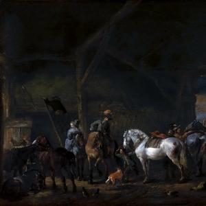 Воуверман Филипс - Отправление в дорогу
